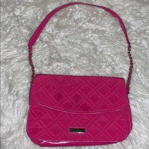 Vera Bradley Chain Shoulder Bag - Deep Pink